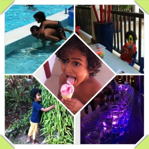 Yes, we went to ClubMed and we had fun