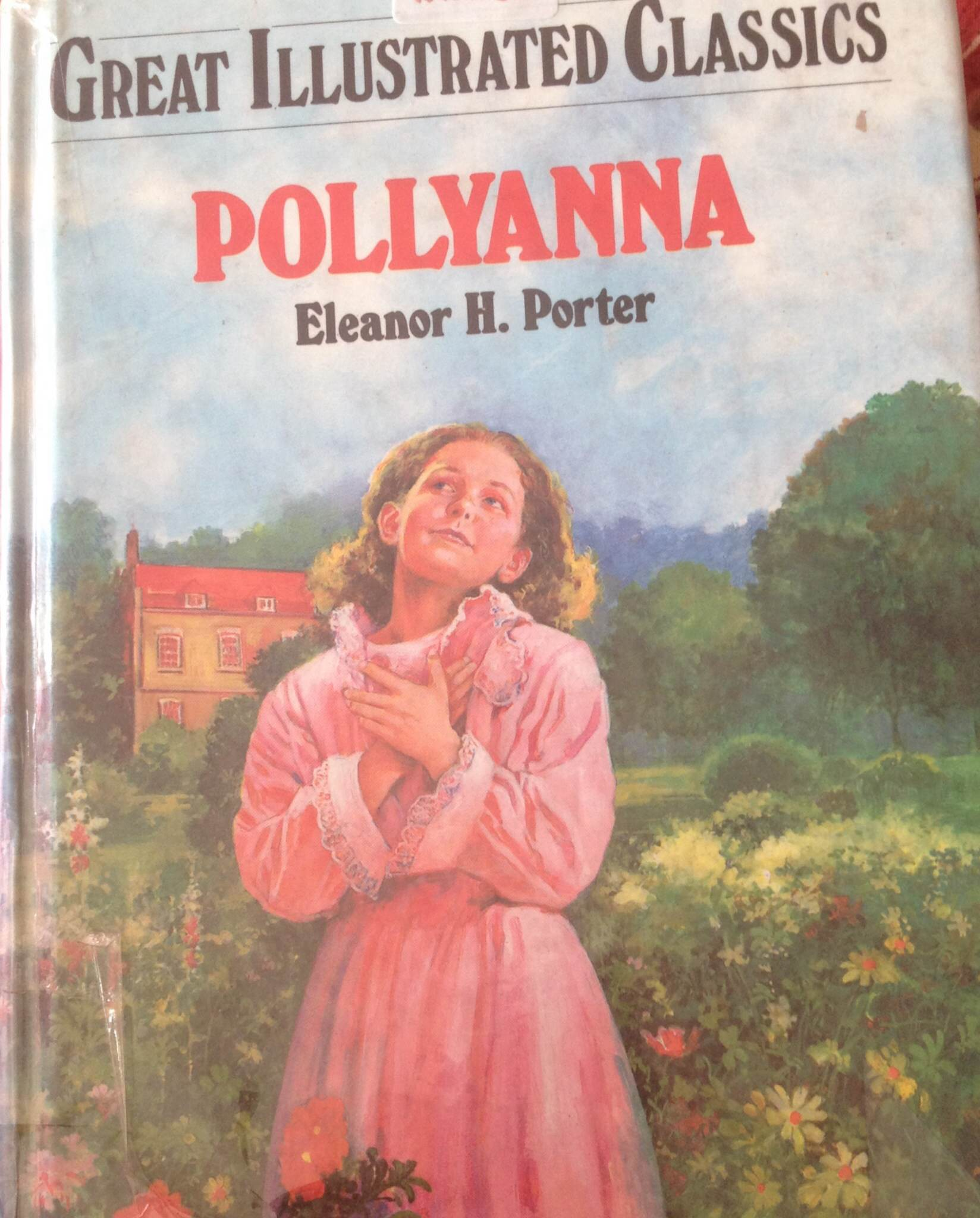 book review of pollyanna by eleanor h porter
